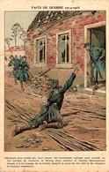 Faits De Guerre 1914-1915. Héroïsme D'un Soldat. Dessin De Job - Guerre 1914-18