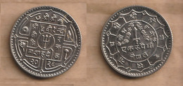 NEPAL   1 Rupee - 2026 (1969Copper-nickel • 10.2 G • ⌀ 28.5 Mm KM# 788  PROOFLIKE - Nepal