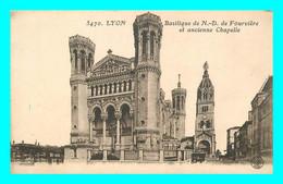 A749 / 061 69 - LYON Basilique De N. D. De Fourviere - Andere