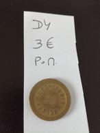 RARE   JETON   25  Centimes  à Consommer DAYTON En  L Etat  Sur Les Photos - Monetary / Of Necessity