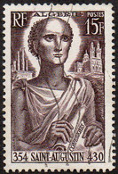 Algérie Obl. N° 318 - Saint Augustin - Gebraucht