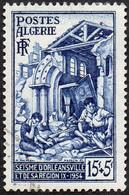Algérie Obl. N° 320 - Au Profit Des Sinistrés D'Orléansville - Gebraucht