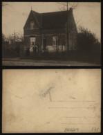 Carte Photo / Fotokaart - Evergem : Une Maison - Evergem