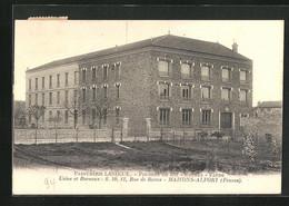 CPA Maisons-Alfort, Parfumerie Lasègue, Usine Et Bureaux, 8-10-12, Rue De Reims - Maisons Alfort