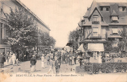 14-DEAUVILLE-N°C-4379-H/0233 - Deauville