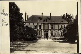 Photo CPA Boult Sur Suippe Marne, Soldaten Vor Einem Gebäude, I WK - Otros Municipios