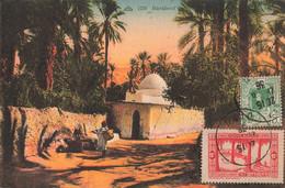 Algérie Marabout + Timbre Cachet 1936 2 Timbres Taxe - Ohne Zuordnung