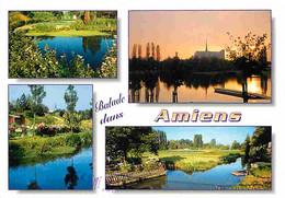 80 - Amiens - Multivues - CPM - Voir Scans Recto-Verso - Amiens
