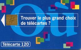 TELECARTE  Trouvez Le Plus Grand Choix De Télécarte?  120 UNITES - Telecom Operators