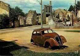 87 - Oradour Sur Glane - Cité Martyre - La Voiture 202 Du Docteur Desourteau - Automobiles - Carte Neuve - CPM - Voir Sc - Oradour Sur Glane