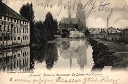 Aarschot, Demer En Capucienen. Le Demer Et Les Capucins, Feldpost Um 1915 - Aarschot