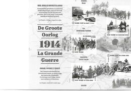Grande Guerre (ZNE 17) - Hojas Blanco & Negro