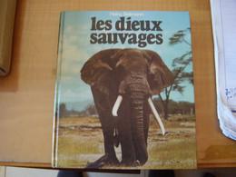 Album Chromos Images Vignettes Esso  *** Les Dieux Sauvages *** - Album & Cataloghi
