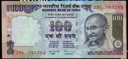 Inde India 1996 100 Rupees Gandhi / Paysage AU/UNC Non Circulé TTB Voir Explications See Description - India