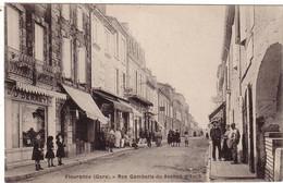 FLEURANCE -  Rue Gambetta - Fleurance