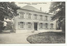 Elouges Belgique - Pensionnat  Sainte-Thérèse - Façade  - Verzonden - Dour