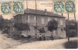 CASTELNAU BARBARENS - Le Groupe Scolaire - Andere Gemeenten