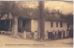 BARBOTAN - Hôtel De La Paix - Barbotan