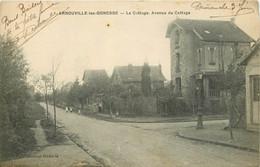 95 ARNOUVILLE-LES-GONESSE GONESSES. Avenue Du Cottage 1917 - Arnouville Les Gonesses