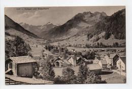- CPA GSTAAD Und Oldenhorn (Suisse) - Vue Générale - - BE Berne