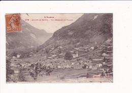 Ariège : AULUS Les BAINS : Vue Générale Du Village - Sonstige Gemeinden