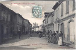 BAZIEGE - La Grand' Rue - Andere Gemeenten