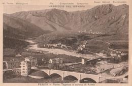 Cartolina - Postcard /  Viaggiata - Sent /   Fener - Ponte Tegorzo. - Belluno