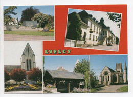 - CPM EVRECY (14) - Vues Diverses - Editions DUBRAY 1220 - - Altri Comuni