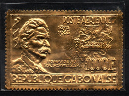 GABON - YT PA N° 41 - Neuf ** - Cote: 72,00 € - Voir Descriptif - Gabon (1960-...)
