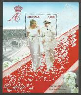 Bloc  Monaco  En Neuf **  N 101  Vendu Au Prix De La Poste - Blocks & Sheetlets