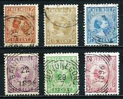 India (Holandesa) Nº 23/... Usado Cat.15€ - India Holandeses
