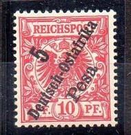 Alemania África Oriental Sello Nº Michel 8a ** - Colony: German East Africa