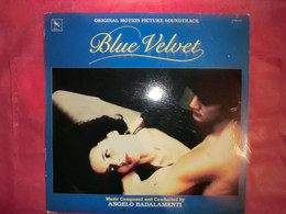 LP33 N°8692 - BLUE VELVET - ANGELO BADALAMENTI - STV 81292 - B.O.F. - DISQUE EPAIS - MON COUP DE COEUR - Jazz