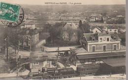 NEUVILLE SUR SAONE - LA GARE - Neuville Sur Saone