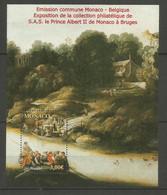Feuillet   Monaco  En Neuf **  N F 2833  Vendu Au Prix De La Poste - Unused Stamps