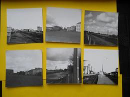Photo T V  ,TRAMWAY Vendée  Collection Bourneuf ,lire Descriptif  , Luçon - Trenes