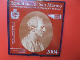 START 1 EURO ! 2 EURO SAN MARINO 2004 COTE:230 EURO - San Marino