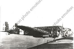 PHOTO RETIRAGE REPRINT AVION    FIAT BR20 CIGOINA 48-1 - Aviation