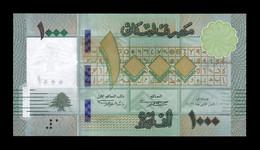 Libano Lebanon 1000 Livres 2016 Pick 90c SC UNC - Líbano