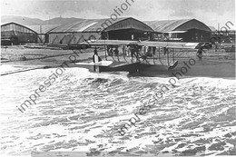 PHOTO RETIRAGE REPRINT AVION    HYDRAVION DONNET - DENHAUT DD 2 - Aviation