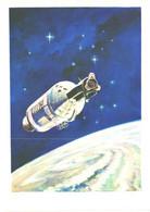 A.Leonov:Apollo In Space, 1978 - Space