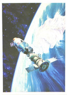 A.Sokolov:First International Space Station, 1978 - Space