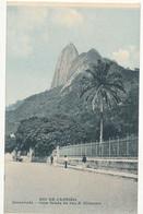 RIO DE JANEIRO - CORCOVADO - VISTA TIRADA DA RUA S CLEMENTE (C P DE CARNET) - Rio De Janeiro
