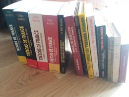 Lot De Livres Sur La Recherche De Trésors ; Audinot, Charroux Etc. - Bücherpakete