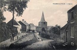 Belgique - Villers-la-Ville - L'Eglise - Villers-la-Ville