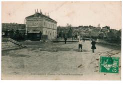 ROUGEMONT  (Doubs)  La Gare Et Rougemontoy - Baume Les Dames