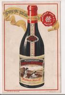 BUVARD VIN DE BOURGOGNE - MARTINET - PIAT MACON - VIN DES MOINES - - Food