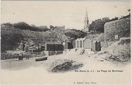 44 Sainte Marie Sur Mer   -  La Plage De  Mombau - Autres Communes