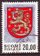 1978. Finland. Coats Of Arms. Used. Mi. Nr. 823. - Oblitérés