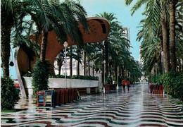 Espagne  Alicante Esplanada De España N°6.818  TBE - Non Classés